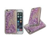 TPU Liquid Glitter Star Quicksand Mobile Phone Case for iPhone