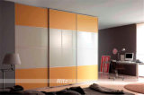 Modern Design Home Furniture High Gloss Lacquer Wardrobe