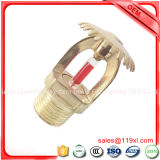 Dn15 Brass Upright Fire Sprinkler Head for Fire Fighting Sprinkler System, Fire Sprinkler, Sprinkler Head
