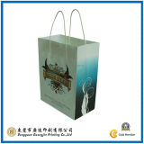 Popular Kraft Paper Shopping Bag for Garment (GJ-Bag057)