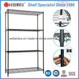 Modern Powder Coating DIY Steel Wire Rack for Household