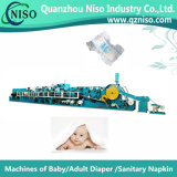 Economic Pampers Baby Nappy Production Line with Ce (YNK400-FC)