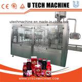 Pet Bottle Juice Beverage Bottle Filling Machine