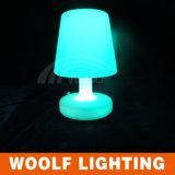 Rechargeable Light up Luxury Modern LED Desk Lamp