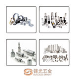 Plastic Injection of Mold Parts