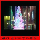 Holiday Decoration Multicolor LED Christmas Ball Tree Light