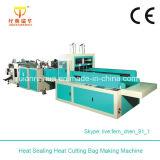 High Speed Plastic Carry Bag Making Machine