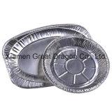 Aluminum Foil Pan Used in Freezer, Oven, Steaming (AF-33)