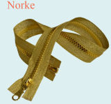 Plastic Zipper with High Quality Standard
