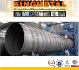 ASTM A572 Gr. 50 Spiral Welded Carbon Steel Pipe Tube