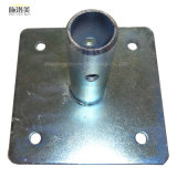Scaffolding Steel Prop Base Plate for Scaffold System and Frame