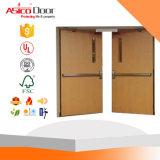 45 Minutes UL Standard Wooden Fire Proof Door