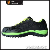 Light Sport Safety Shoes with Rubber Sole and Composite Toecap (SN5422)