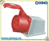 Qixing Cee/IEC International Standard Surface Mounted Socket (QX-1557)