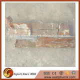 Natural Rusty Slate Tile for Outdoor Granite Wall Clading Decoration