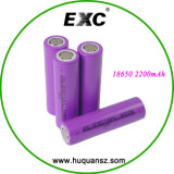 Lithium Ion for Samsung Sdi 18650 20r Battery for Teslaled Flashlight