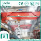 2016 Qdy Series Bridge Foundry Crane with Hook 74/20 Ton-13.5-31.5m