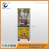 Sponge Bob Clip Doll Crane Claw Gift Game Machine