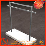 Simple Commercial Grade Display Stand for Clothes and Shoes