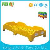 Different Size School Furniture Plastic Kindergarten Bed for Kids