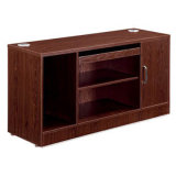 Walnut Wood Venner Lowes Office File Cabinet with Door
