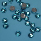 Wholesale Intensive Glue Iron on Gems Ss4 Crystal Ab Hot Fix Rhinestones for Women Underwear