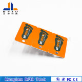Customized Laser Code PVC RFID Smart MIFARE Card for Medical