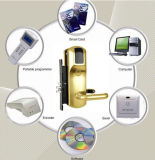 13.56MHz Card Lock for Hotel with Management Software
