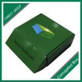 Lime Green Printing Packaging Box