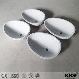 Special Design Solid Surface Bathroom Counter Top Wash Basin