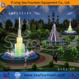 Combination Type Music Water Fountain in Park