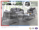 Modern Outdoor Garden Furniture Rattan Sofa (TG-018)