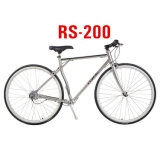 Road Bicycle 2016 Hot Sale with Alloy Suspension Fork Men Gender Without Chain