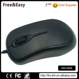 Best PC Mouse Black 3 Buttons Scroll Wheel USB Wired Mouse