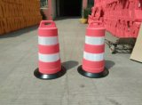 Plastic Traffic Crash Barrier Barrel