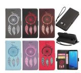 2017 New Design Wallet Mobile/Cell Phone Case for iPhone/Samsung Mobile Phone Cover