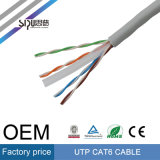 Sipu Low Price CAT6 UTP Network LAN Cable for Ethernet