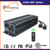 Hydroponics Double Output 630W CMH Lighting Ballast with UL Listed.