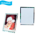 15X20cm Small Galss Photo Frame Chinese Glass Photo Frame Supplier