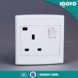 Igoto British Standard Electrical Wall Sockets