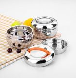 Stainless Steel Apple Shape Lunch Box