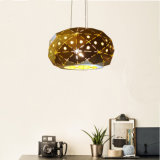 So Popular Industrial Metal Brass Indoor Hanging Pendant Lamp Lights Can Be as Kitchen Lighting in Dia350mm
