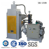 Copper Scrap Hydraulic Briquetting Press Machine Metal Scrap Briquetting Machine -- (SBJ-150B)