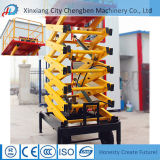 Cheap Price Hydraulic Towable Lift Platform