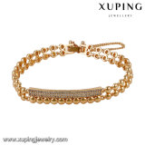74675 Fashion Metal Brass Alloy Jewelry Gold Bracelet