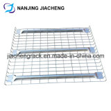 Flared Wire Mesh Tray Used in The Box Beam