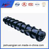Steel Spiral Roller Return Spiral Roller Cleaning Roller for Mining Coal Conveyors