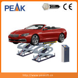 Two Platform Scissor Lift Table Auto Repair Equipment and Tools (SX07)