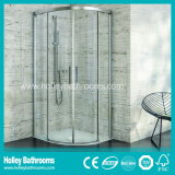 High Class Sectorial Shape Shower Enclosure with Tempered Glass (SE330N)