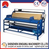0.75kw Roll Cloth Machine for Leather Metering